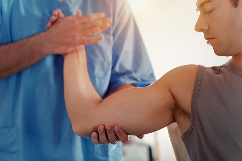 trattamenti osteopatici Epicondilite e epitrocleite