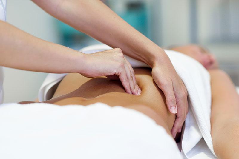 trattamenti osteopatici Le tecniche viscerali   milano